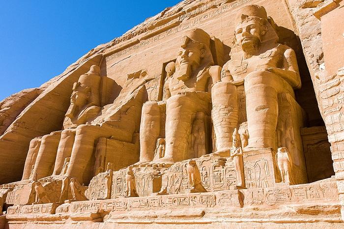 Храм Рамсеса II (Абу-Симбел)