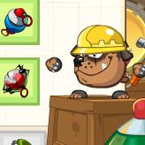 Скриншот из игры Вормикс