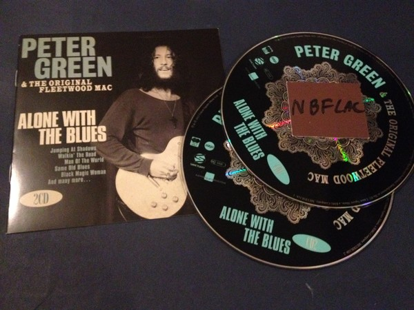 Peter Green & Fleetwood Mac - Alone With the Blues (2015)