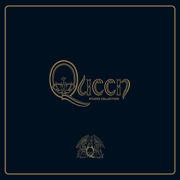 Queen - The Studio Collection - Special Edition - 2015 (Vinyl)