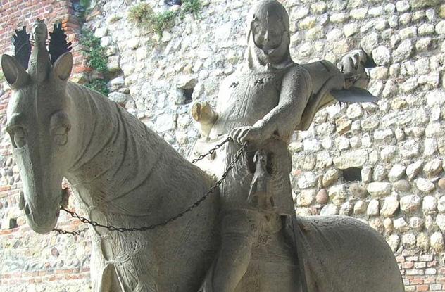Скульптура Гранде.